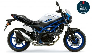 SV650A URBAN EDITION full
