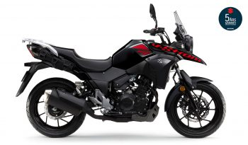DL250 ADVENTURE EDITION full