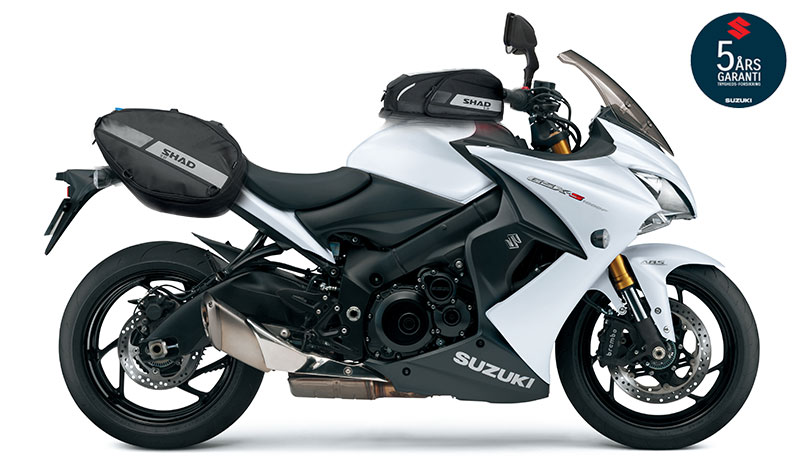 GSX-S1000F ADVENTURE EDITION full