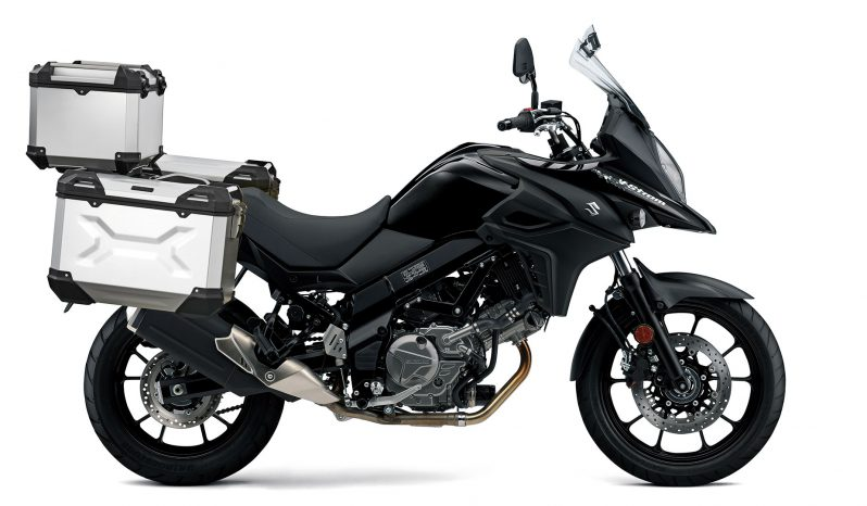 DL650 Adventure Edition + full