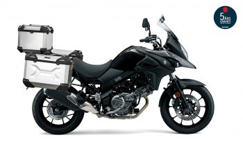 DL650AL9 Adventure Edition + full